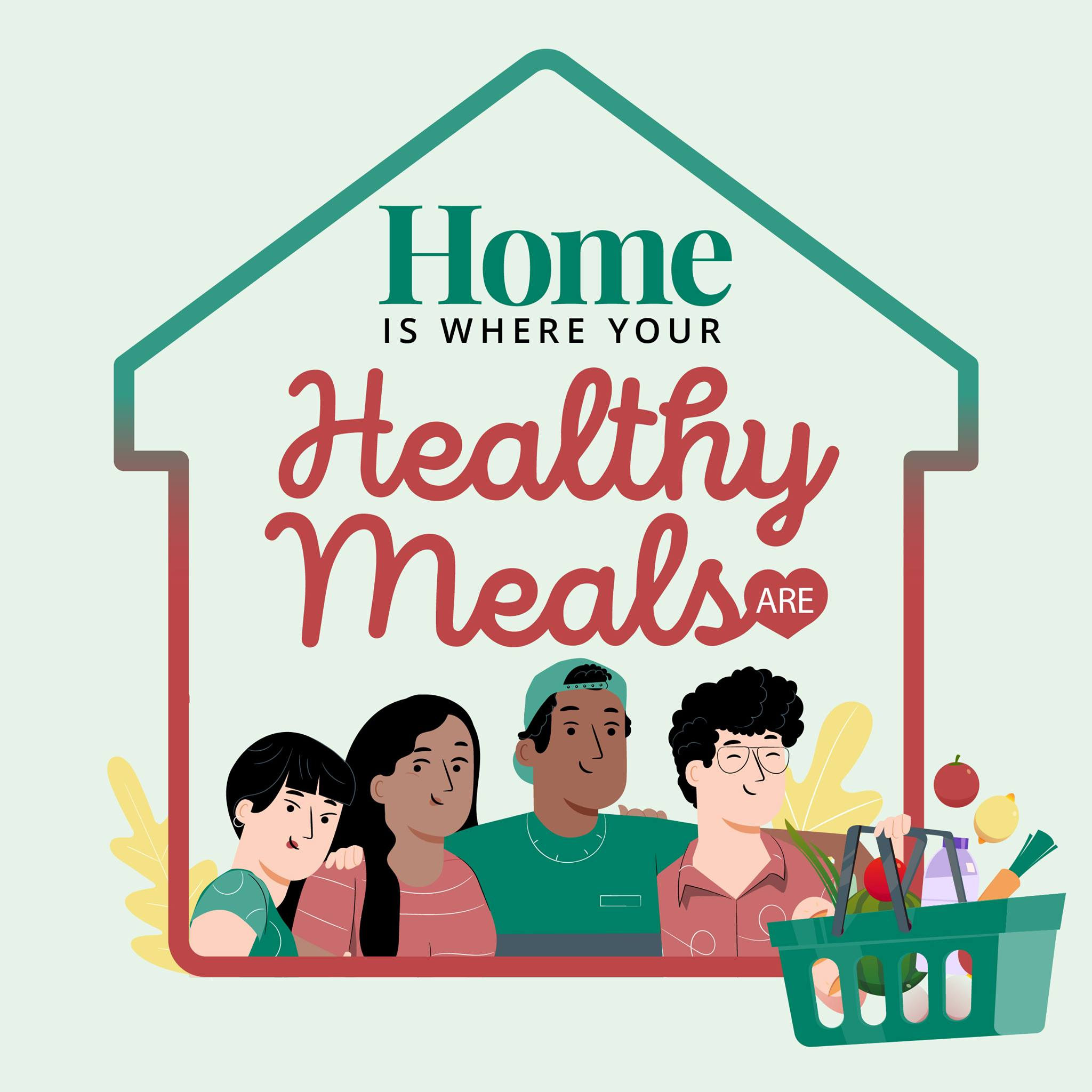 All you need to know about healthy eating at home