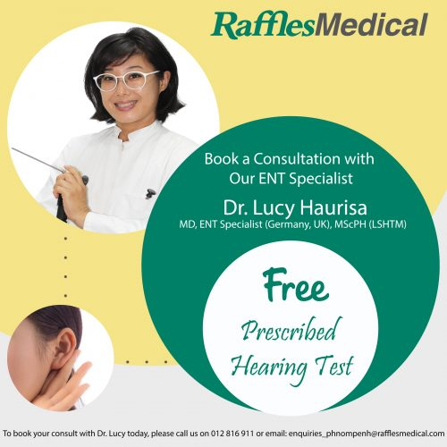 FREE PRESCRIBED HEARING TEST